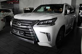 lexus lx for sale in dubai used lexus lx 570 2017 car for sale in dubai 740394 yallamotor com