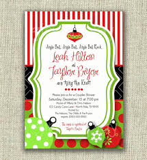 christmas brunch invitations christmas bridal shower invitation by girlsatplay