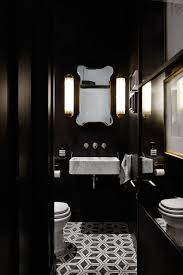 small black bathroom small space a all star plumbing of holland