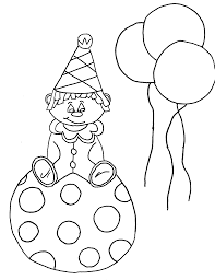 coloring pages of scary clowns scary clown coloring pages within shimosoku biz