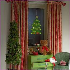 light up window decorations lights card and