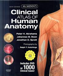 Human Anatomy Atlas Mcminn U0027s Clinical Atlas Of Human Anatomy With Dvd 6th Edition