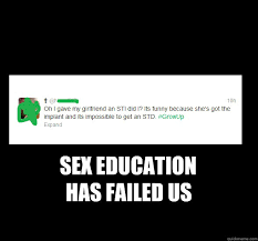 Sex Fail Meme - sex education has failed us retard sex quickmeme