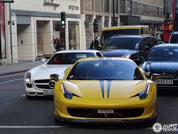 gold ferrari 458 italia ferrari 458 italia vorsteiner 22 june 2013 autogespot