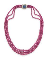 ruby bead necklace images Bulgari ruby beads necklace eleuteri jpg