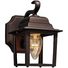 hampton wall lantern outdoor lighting oil rubbed bronze