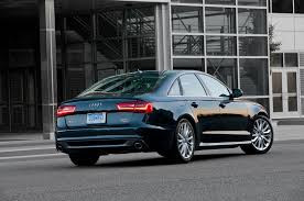 audi a6 2013 vs 2014 2013 audi a6 reviews and rating motor trend