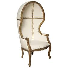 Outdoor Canopy Chair Louis Canopy Chair Zuniga Interiors