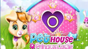 princess home decoration games pet house game princess castle house decoration games for girls