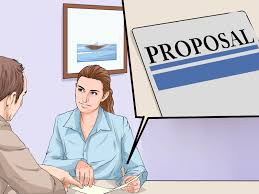 how to write a proposal for a research paper the best way to write a proposal to management wikihow