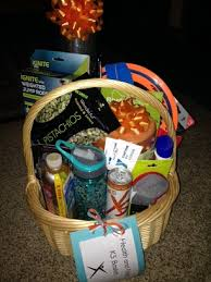 fitness gift basket 2015 silent auction peace evangelical lutheran church school