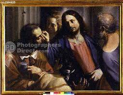 Jesus Healed The Blind Man Pd Stock Photo Jesus Healing The Blind Man Anonymous Painting