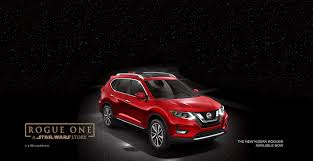 nissan murano 2017 red 2017 rogue one star wars limited edition hits dealerships this month