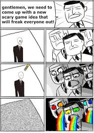Slenderman Memes - image 381352 slender man know your meme
