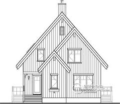 a frame cabin floor plans house plan w3938 detail from drummondhouseplans com