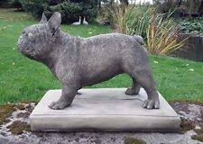 dogs garden ornaments sculptures statues ebay