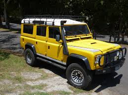 vintage range rover defender free images car vintage yellow bumper land rover big