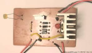 solar to 6v batt to led emergency light circuit u2013 circuits diy