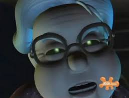 image adventures jimmy neutron boy genius grandma taters