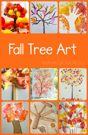 fall projects for all about trees