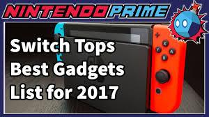 nintendo switch tops time u0027s top 10 list of best gadgets in 2017