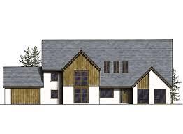 Uk House Designs And Floor Plans Open Plan Barn Style Property Homebuilding U0026 Renovating