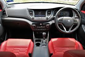 hyundai tucson malaysia hyundai tucson 2 0 executive dashboard leather seats