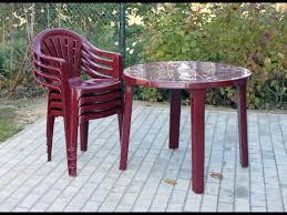 Plastic Patio Furniture by Plastic Outdoor Chairs Can Plastic Outdoor Chairs Be Painted
