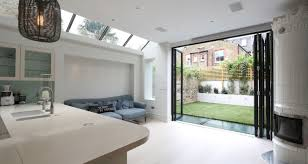 create an indoor outdoor kitchen with your patio doors 23rd may
