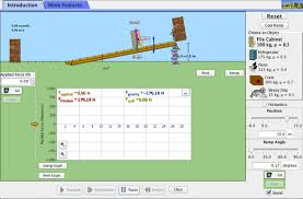 the ramp force energy work phet interactive simulations