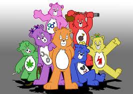 don u0027t care bears bad care bears cover dawnbluedragon