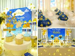 twinkle twinkle decorations twinkle twinkle golden baby shower baby shower ideas