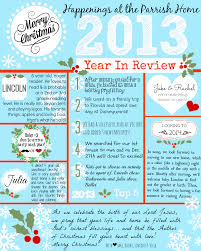 year in review christmas card christmas letter ideas day2day joys