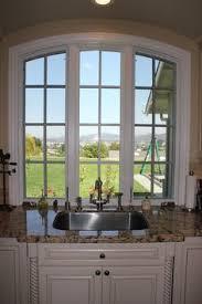 Jeld Wen Room Divider Jeld Wen Siteline Ex Custom Radius Top Picture Window Unit