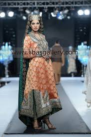bridal sharara designs 2013 2014 collection by pakistani designer
