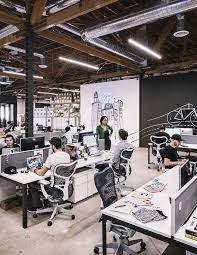 Office Industrial Office Space Awesome Best 25 Industrial Office Design Ideas On Pinterest Industrial