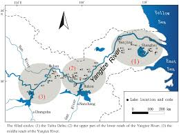 Map Of China Rivers by Ijerph Free Full Text Heavy Metal Pollution Of Lakes Along The
