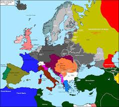 post ww1 map alternate ww1 map thread alternate history discussion