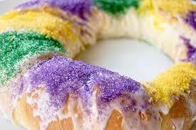 mardi gras king cake baby mardi gras cake kitchen belleicious