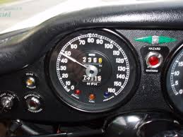 repairing a jaguar speedometer e type extravangza