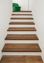 treppen holzstufen nr 90013 treppe aus massivdiele wildeiche gebürstet