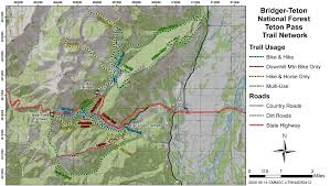 Wy Map Jackson Hole Wy Maps Alltrips