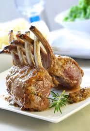 aftouch cuisine carré d agneau rôti recette carré d agneau rôti aftouch cuisine