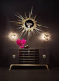 the most beautiful gold mirrors for a bedroom