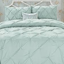 Practical Bedding Set Pintuck Comforter Sets Sale U2013 Ease Bedding With Style
