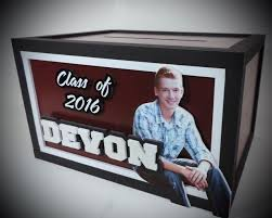 graduation money box graduation gift boxes party decorations signs and centerpieces