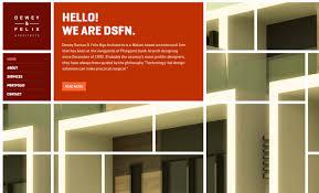 architect website design 30 inspirational architecture firm website designs
