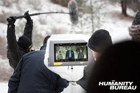 location bureau 10 the humanity bureau on filming a major sequence on