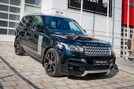 navy land rover range rover navy exclusive by startech автоцентр в новосибирске