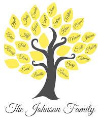 the 25 best printable family tree ideas on pinterest free